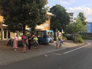 Pendlerfrühstück @ Aeschacher Markt