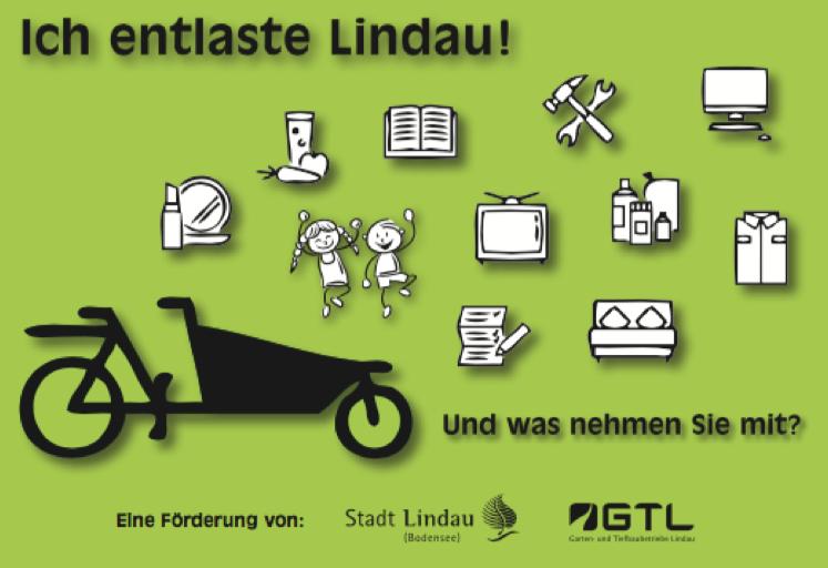 Read more about the article Lastenradförderung der Stadt Lindau