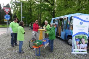 Pendlerfrühstück @ Europaplatz